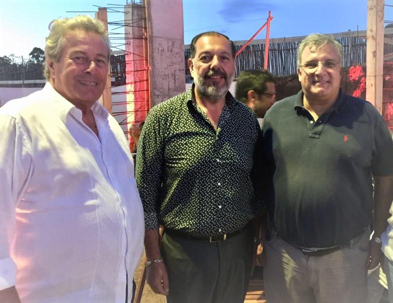 Enrique Antía, Césped y Cairo-