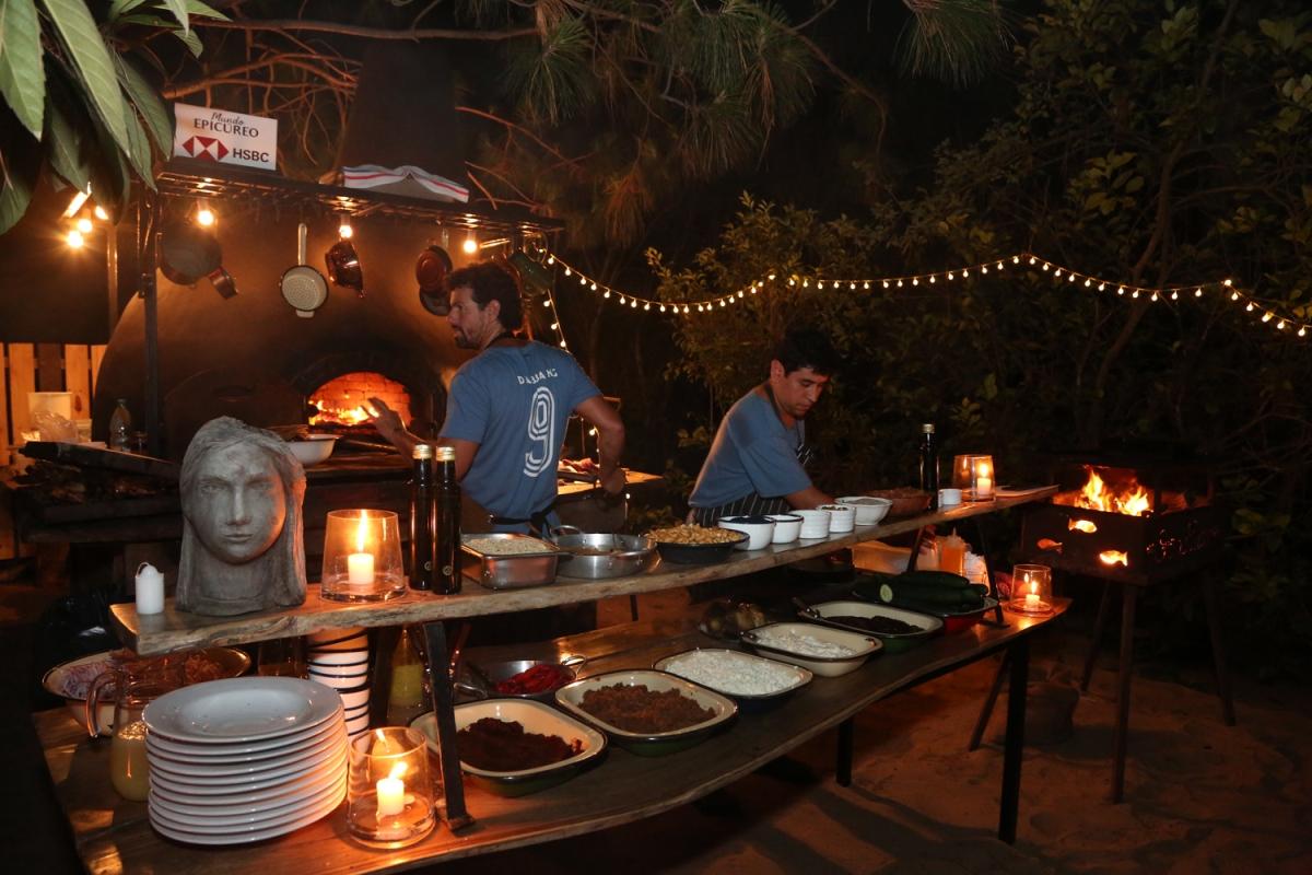 Restaurante Marismo de Punta del Este